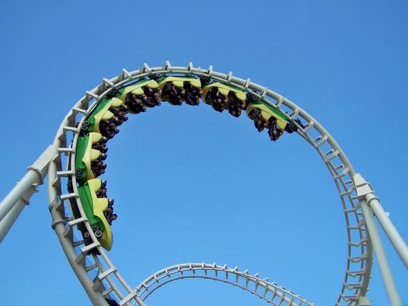 Don't just tell your audience that the roller coaster is exciting; show it.