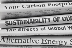 Eco Friendly Newspaper Printed with Soy Ink