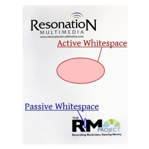 Active and Passive Whitespace