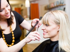 It's easier and less expensive for hairdressers to retain current customers.