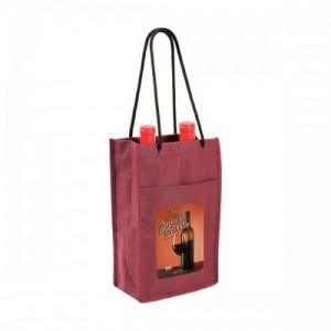 Wine Bag with Full Color Photo