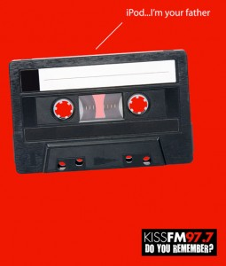 Funny Ad for Kiss FM 97.7