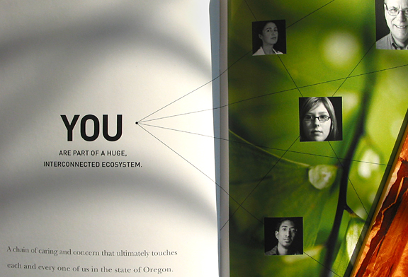 Brochure Written in Second Person