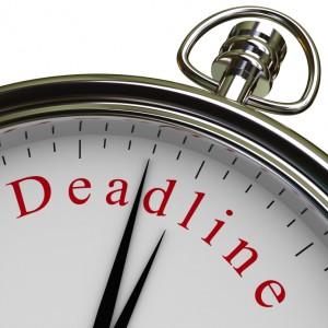 Timer Approaching an Urgent Deadline
