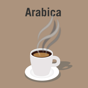 A Cup of Arabica Coffee