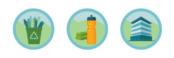 Environmental Benefits of Reusable Water Bottles