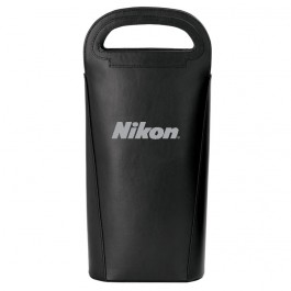 Black Leather Double Wine Carrier