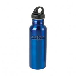 Blue 24oz. Engraved Stride Water Bottle