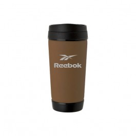 Brown / Black 17 oz. Përka™ Insulated Mug