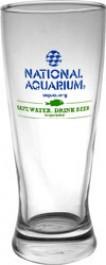 Clear 9oz Pilsner Beer Sampler Glass
