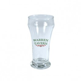 Clear 8 oz Pilsner / Taster Beer Glass