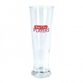 Clear 10 3/4 oz Beer Glass