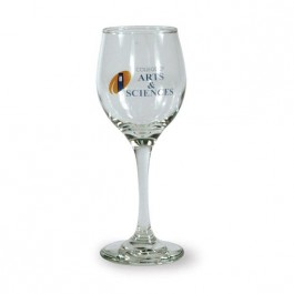 Clear 6 1/2 oz Perception Wine Glass