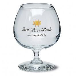 Clear 12 oz Glass Brandy Snifter