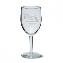 Clear 10 oz Citation Glass Wine Goblet
