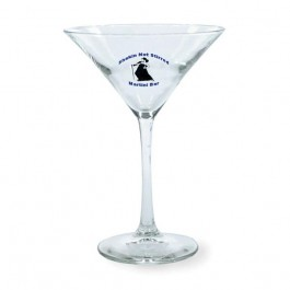 Clear 8 oz Vina Martini Glass