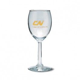 Clear 6 1/2 oz Napa Tall Wine Glass