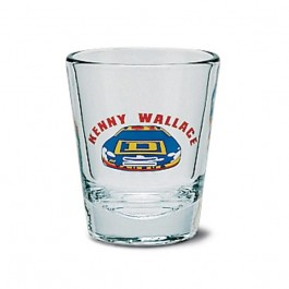 Clear 1 3/4 oz Shot Glass