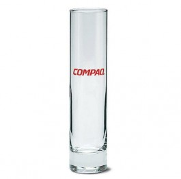 Clear 6 3/4 oz Clear Glass Bud Vase