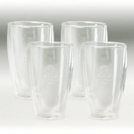Clear 16 oz Binara 4 Piece Gift Set