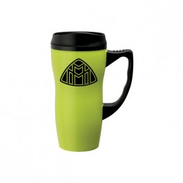 Green 16 oz. Double Wall Insulated Mug