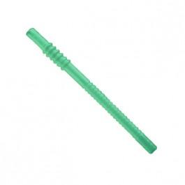 """Green 7"""" Straw"""