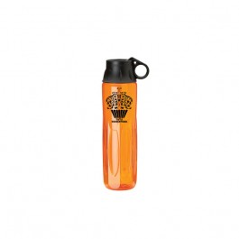 Orange / Black 24 oz. Tritan Twist Off Water Bottle