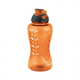 Orange 36 oz Tritan Dino-Grip Active Water Bottle