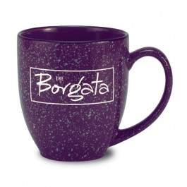 Plum 16 oz Astron Bistro Ceramic Coffee Mug