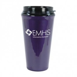Purple 16 oz Infinity Tumbler