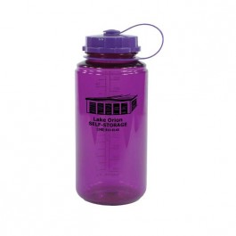 Purple 32 oz Trail I Tritan Water Bottle