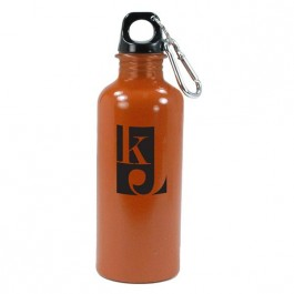 Rust 20 oz Sportster Aluminum Water Bottle
