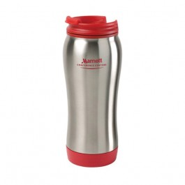 Stainless / Red 13 oz. Sunrise Tumbler