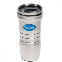 Stainless 16 oz. Stainless Steel Retro Tumbler