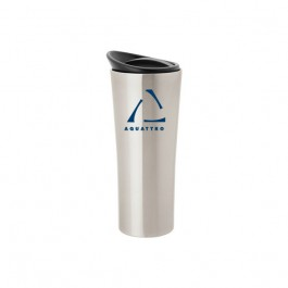 Steel 16 oz. Stainless Steel Modern Tumbler