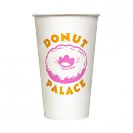 White 16 oz Paper Cup