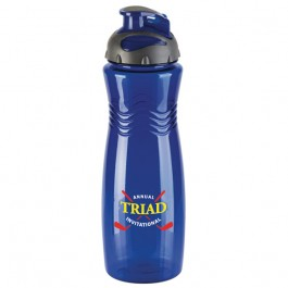 Blue 28 oz. Emersion Sport Water Bottle