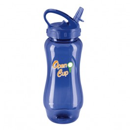 Blue 22 oz. Cool Gear(TM) Horizon Bottle