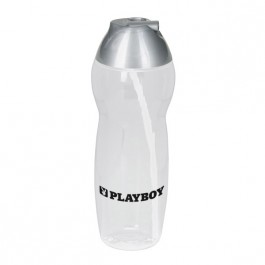 Clear / Silver 32 oz. Illusion Sport Bottle