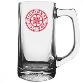 Clear 13 oz Football Glass Sport Mug