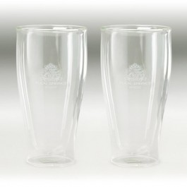 Clear 18 oz Binara 2 Piece Gift Set