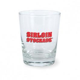 Clear 15 oz Old Fashion Glass