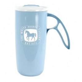 Light Blue 14 oz X-One Mug
