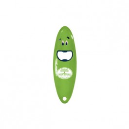Lime Green Big Kahuna Beer Bottle Opener