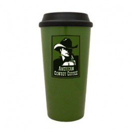 Asparagus Green 14oz Acrylic Double Wall on the Go Tumbler
