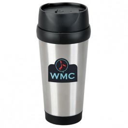 Stainless Steel 15 oz. Modern Stainless Steel Tumbler