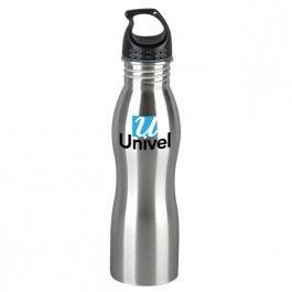 Stainless Steel 24 oz. Stainless Steel Contour Water Bottle