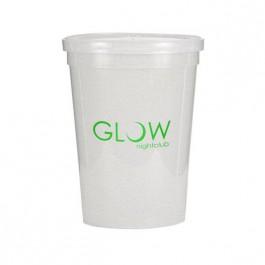 Nite Glow 12 oz Nite-Glow Stadium Cup