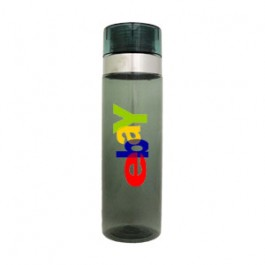 Light Gray 27oz Cylinder Vortex Water Bottle - FCP