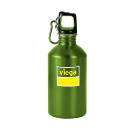 Green / Black 17 oz Classic Stainless Steel Sports Bottle
